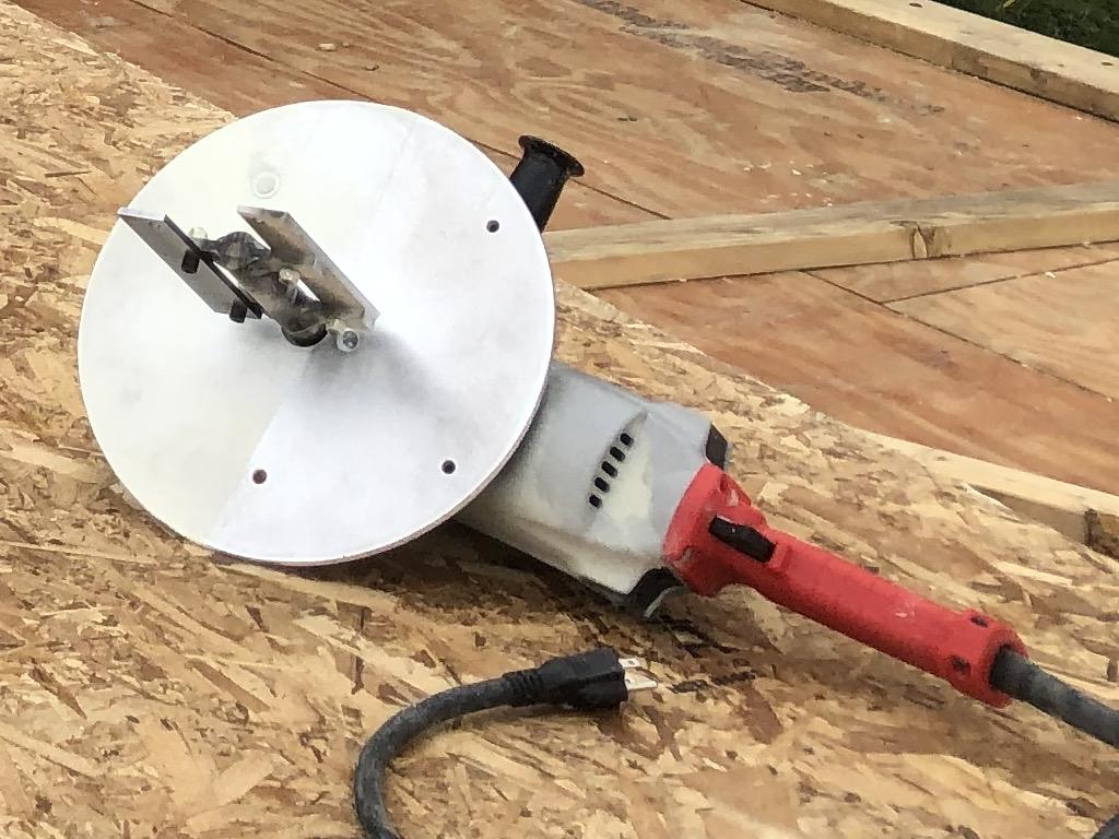 Murus panel router